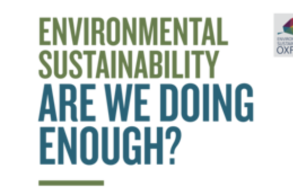 Are we doing enough to support environmental sustainability?