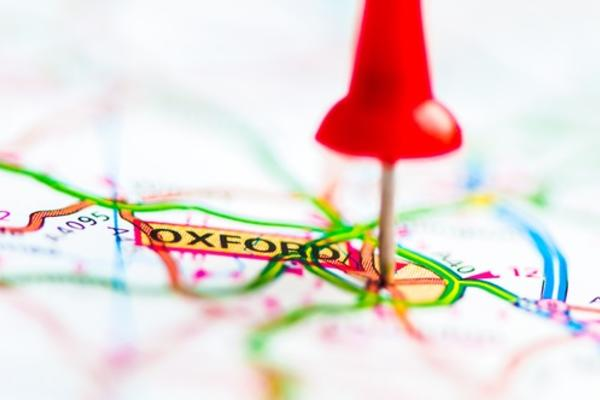 oxford on map2