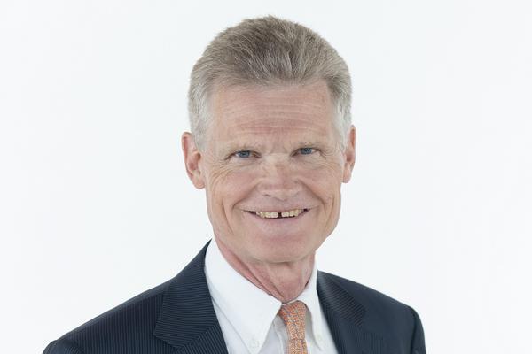 Professor Sir John Bell, Regius Professor of Medicine