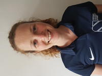 Kate Mulrey from Oxford University Sport in her uniform